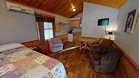DELUXE CABIN (FULL BATH WITH SHOWER) Image #1