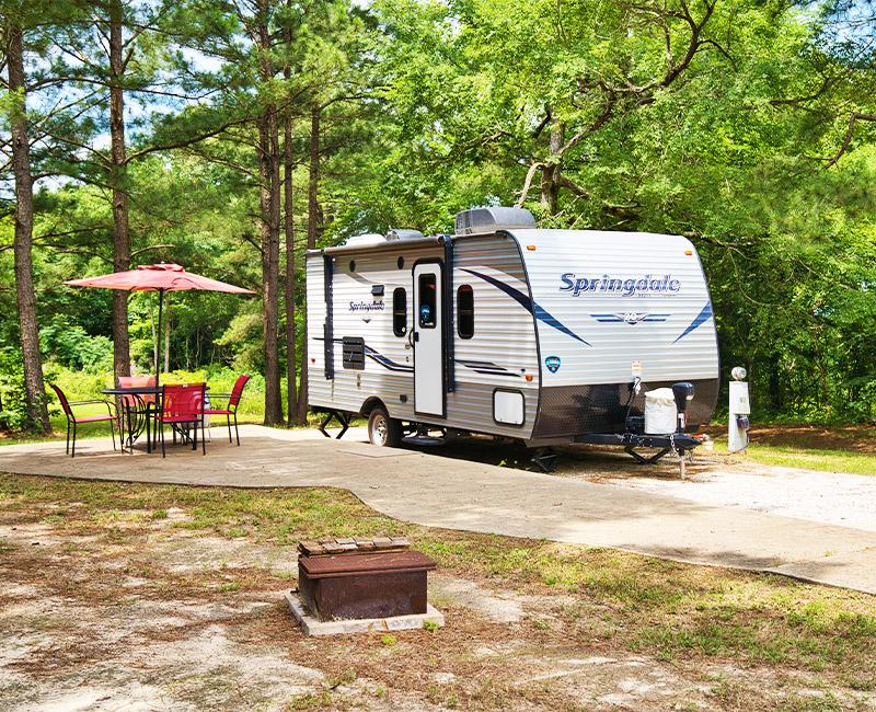 RV & Campsites